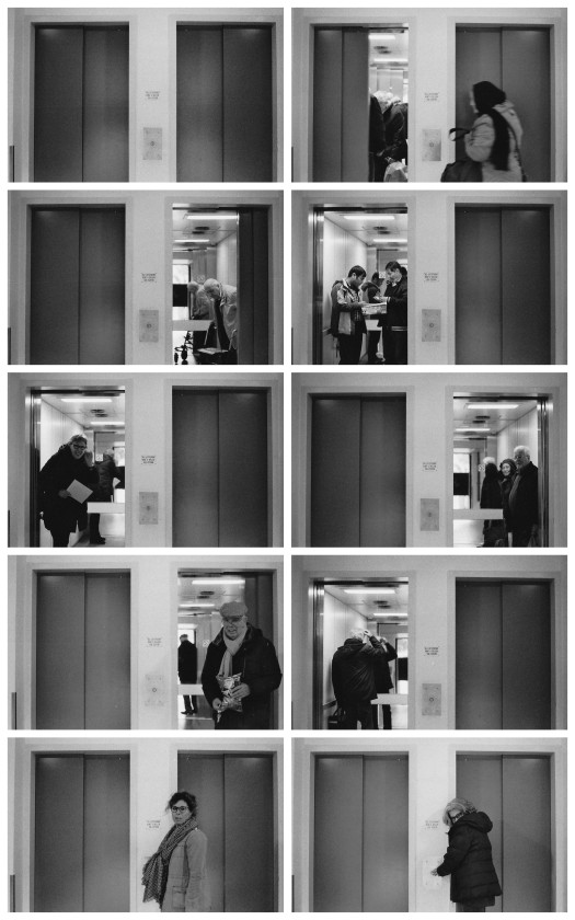 Lift collage